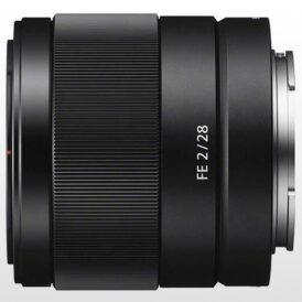 لنز دوربین سونی Sony FE 28mm f/2 Lens