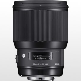 لنز دوربین سیگما Sigma 85mm f/1.4 DG HSM Art for Canon