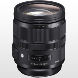 لنز دوربین سیگما Sigma 24-70mm f/2.8 DG OS HSM Art for nikon
