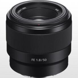 لنز دوربین سونی Sony FE 50mm f/1.8