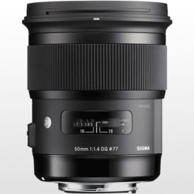 لنز دوربین سیگما Sigma 50mm f/1.4 DG HSM Art for Sony A