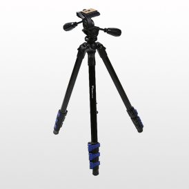 سه پایه دوربین عکاسی Weifeng WT-5316 (WF-5316) Camera Tripod دو دسته