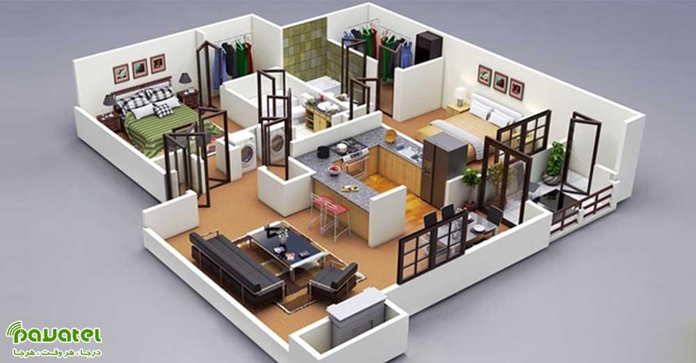 بهترین نرم افزارهای طراحی خانه