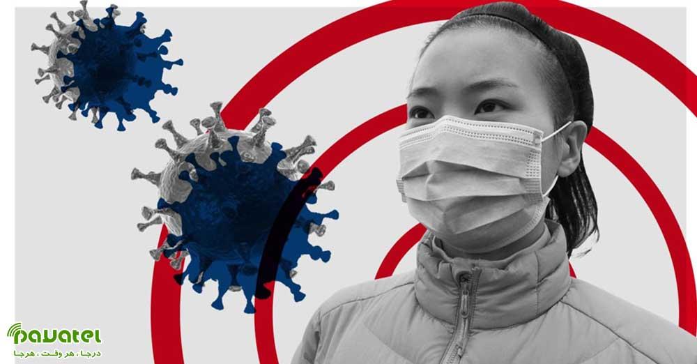 اپلیکیشن تشخیص ویروس کرونا