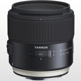 لنز دوربین تامرون Tamron SP 35mm f/1.8 Di VC USD for Nikon F