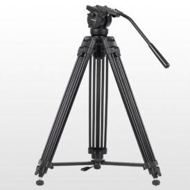 سه پایه دوربین فیلمبرداری King Joy Professional Video Tripod VT-2500