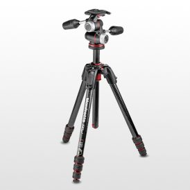 سه پایه دوربین مانفرتو Manfrotto MK 190Go-3Way Head