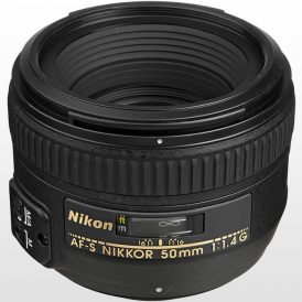 لنز دوربین نیکون Nikon AF-S NIKKOR 50mm f/1.4G