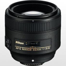 لنز دوربین نیکون Nikon AF-S NIKKOR 85mm f/1.8G