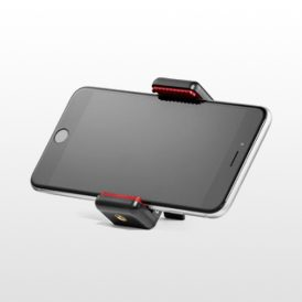 سه پایه دوربین مانفروتو Manfrotto pixi mini Tripod White+Phone Clamp