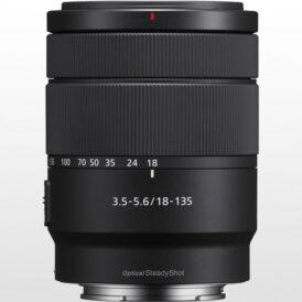لنز دوربین سونی Sony E 18-135mm f/3.5-5.6 OSS