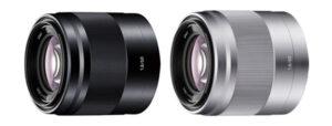لنز دوربین سونی Sony E 50mm f/1.8 OSS Black Lens