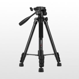 سه پایه دوربین KINGJOY VT880 Tripod Black