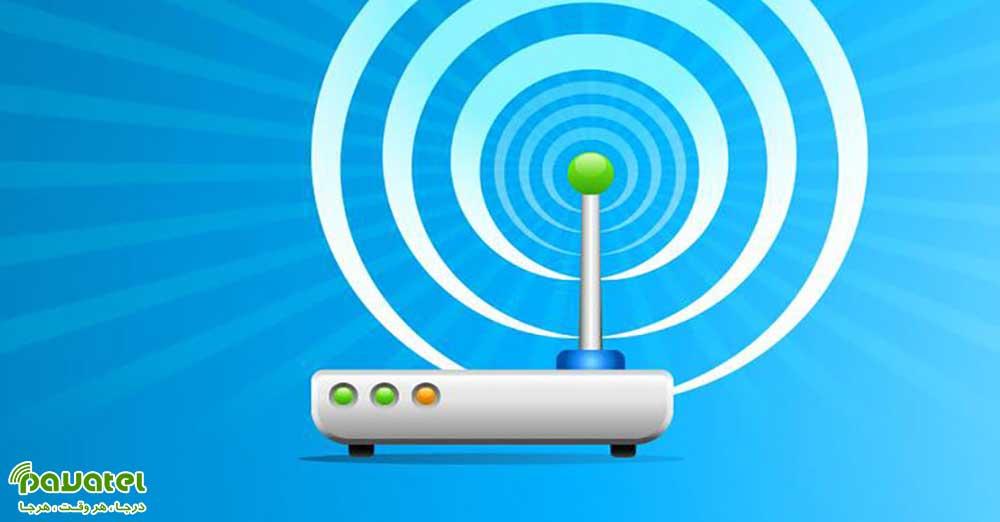 تقویت ۱۰ برابری سیگنال وای فای