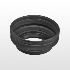 هود لنز Hama 77mm Screw-In Rubber Zoom Lens Hood