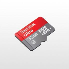 کارت حافظه Sandisk Micro SD 32GB