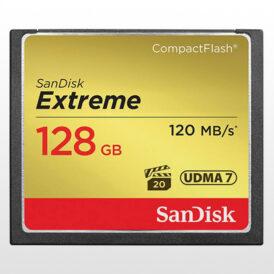 کارت حافظه SanDisk CF Extreme 128GB