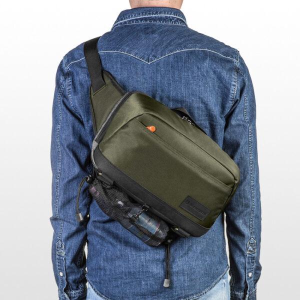 کیف دوربین مانفروتو Manfrotto 101 MB MS-S-GR Lifestyle 3.0