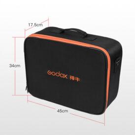 کیف حمل فلاش دوربین عکاسی Godox CB-09 Carrying Storage Bag for AD600