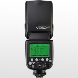 فلاش گودکس Godox V860II-F TTL Li-Ion Flash