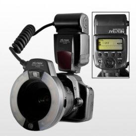فلاش ماکرو VILTROX JY670N i-TTL Macro Ring Lite