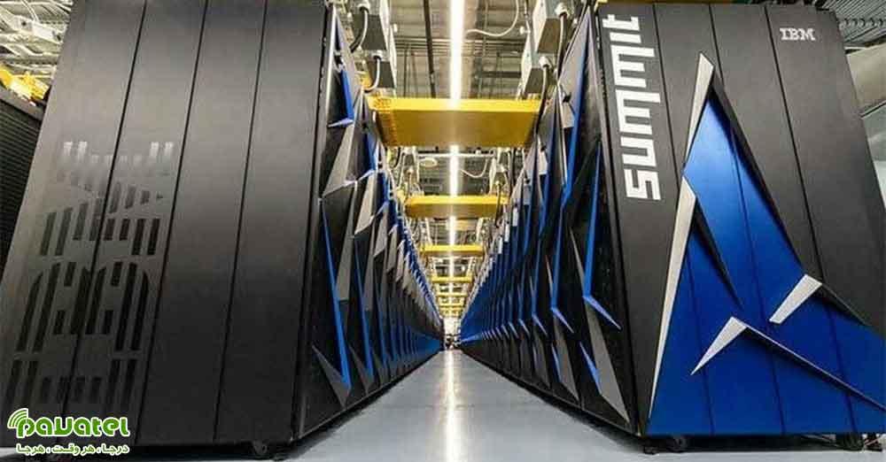سوپر کامپیوتر IBM