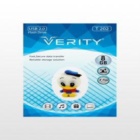 فلش مموری عروسکی VERITY T202 8GB