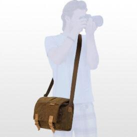 کیف دوربین عکاسی نشنال National Geographic NG A2540 Midi Satchel