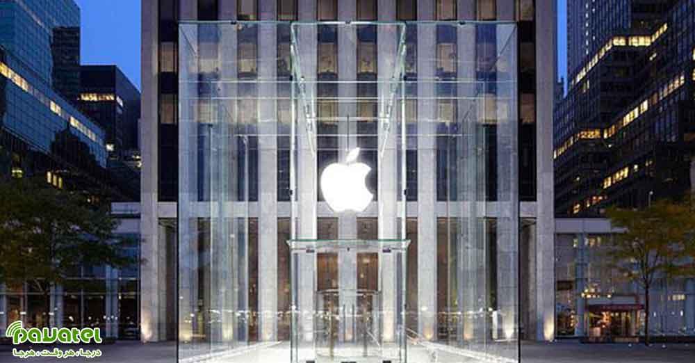 فروشگاهای اپل خارج از چین