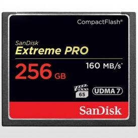کارت حافظه SanDisk 256GB Extreme Pro