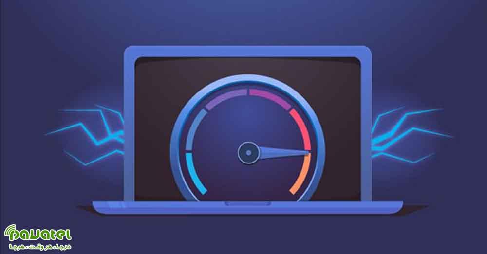 نمایش سرعت اینترنت در نوار وظیفه