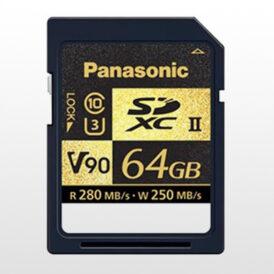 کارت حافظه Panasonic 64GB SD Card