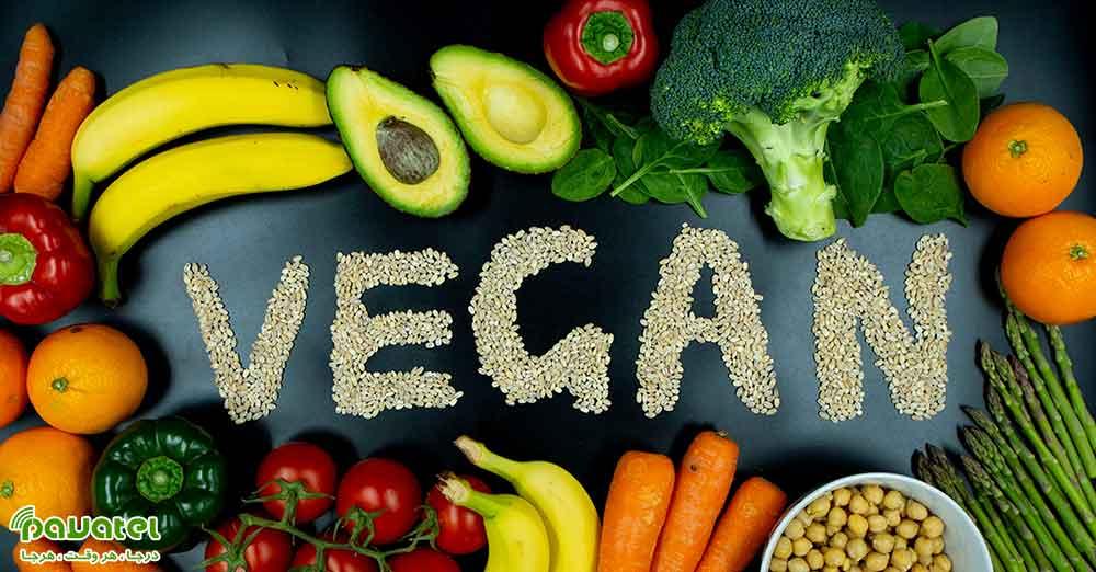 نرم افزارهای مخصوص رژیم گیاهخواری