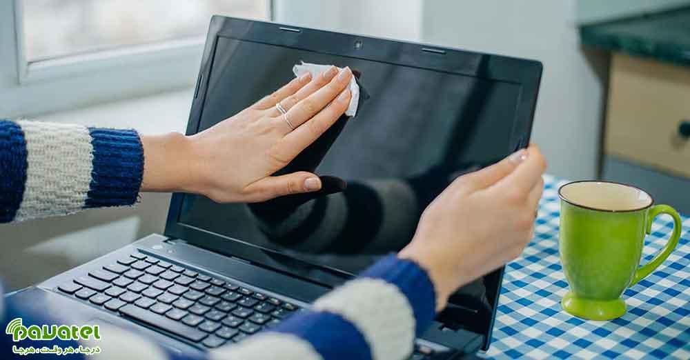 ضدعفونی کردن لپ تاپ