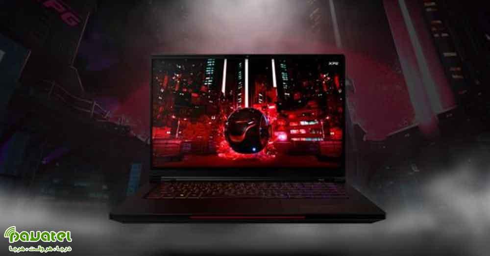 لپ تاپ گیمینگ XPG XENIA