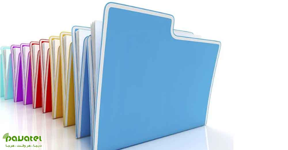 مخفی کردن فایل و درایو در ویندوز 10