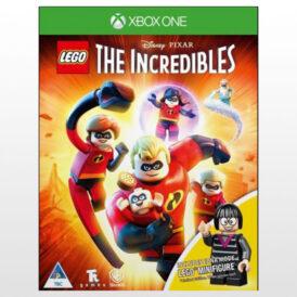 بازی ایکس باکس وان - LEGO The Incredibles