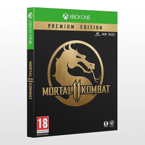 بازی ایکس باکس وان - Mortal Kombat 11: Premium Edition