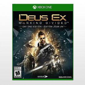 بازی ایکس باکس وان - Deus Ex : Mankind Divided