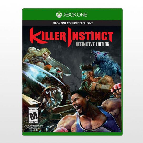 بازی ایکس باکس وان - Killer Instinct Definitive Edition
