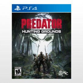 بازی پلی استیشن ۴ - Predator: Hunting Grounds - R2