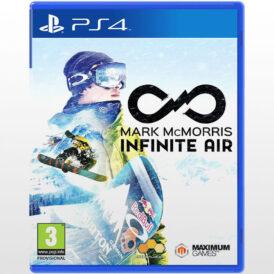 بازی پلی استیشن ۴ - Mark McMorris Infinite Air - R2
