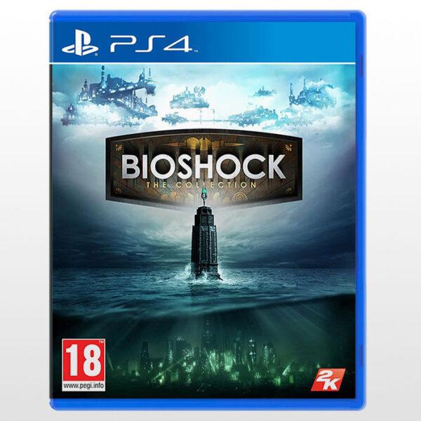 بازی پلی استیشن ۴ - BioShock: The Collection - R2-R All