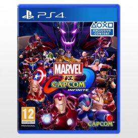 بازی پلی استیشن ۴ - Marvel Vs Capcom Infinite - R2