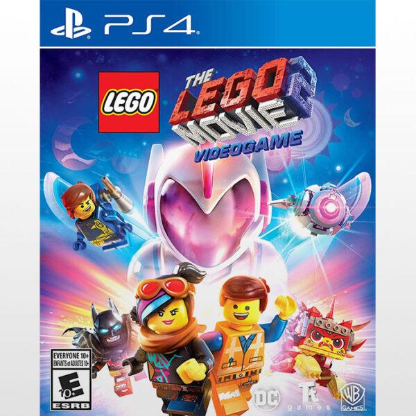 بازی پلی استیشن ۴ - LEGO Movie 2 The Video Game - R2