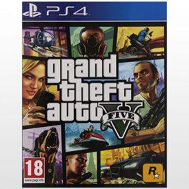 بازی پلی استیشن ۴ - Grand V Premium Online Edition