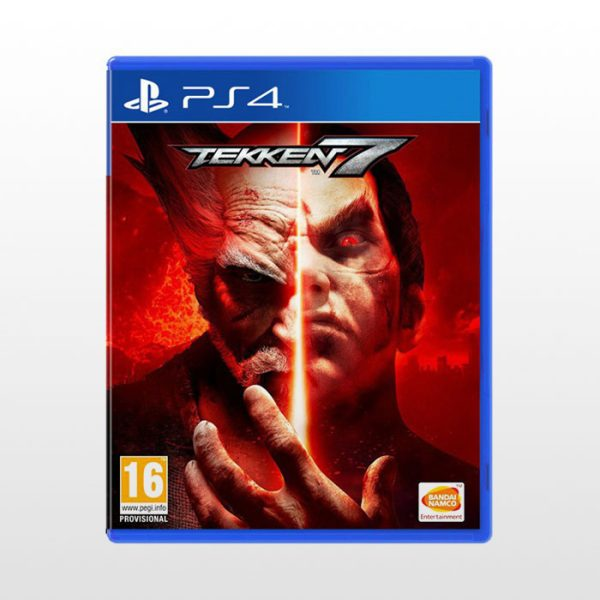 بازی پلی استیشن ۴ - Tekken 7