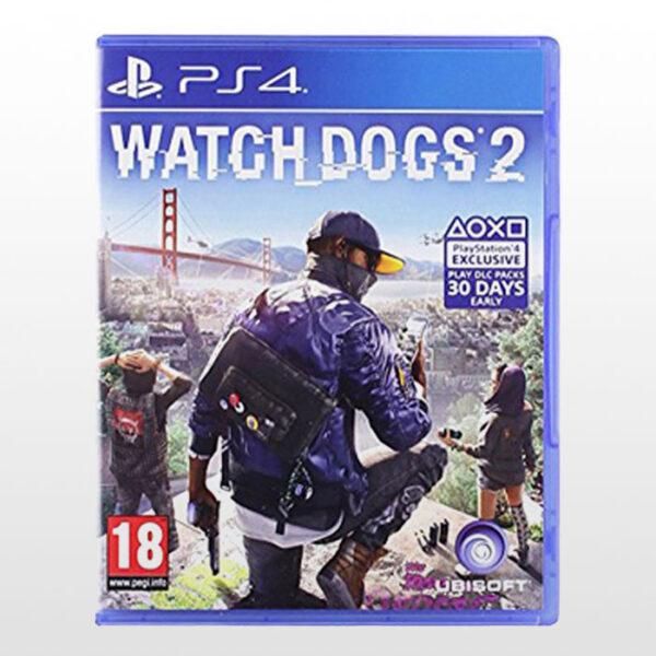 بازی پلی استیشن ۴ - Watch Dogs 2 - R2