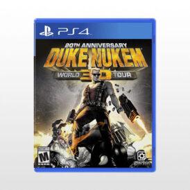 بازی پلی استیشن ۴ - Duke Nukem 3D - R ALL