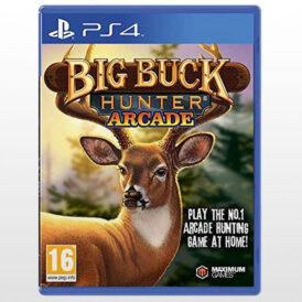 بازی پلی استیشن ۴ - Big Buck Hunter Arcade - R2